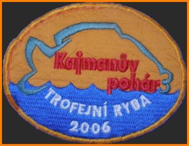 kajmanův pohár 3 místo trofejní štika